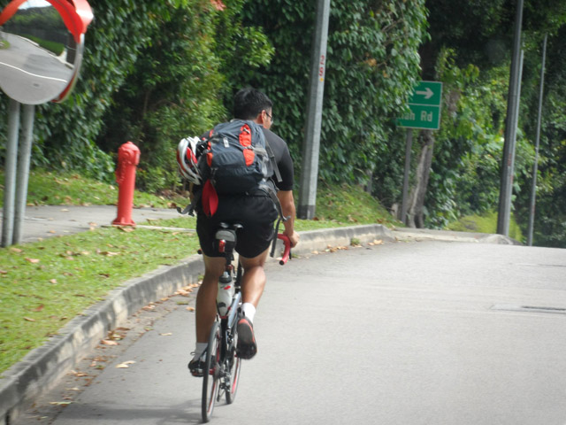 What Cycling To Work Has Done To Me Love Cycling In Singapore