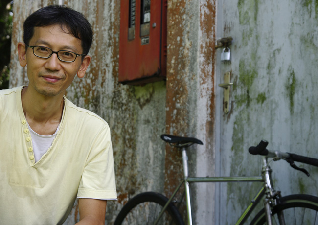Francis Chu featured in Urbanvelo
