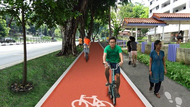 AMK cycling path (image: URA)